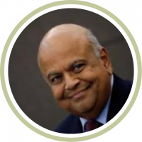 Mr Pravin Gordhan